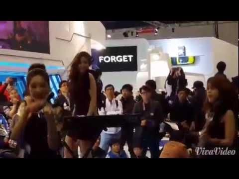 전자현악 [샤인] 2015서울 모터쇼 공연