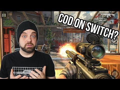 Is Modern Combat Blackout Call of Duty for Switch? | RGT 85