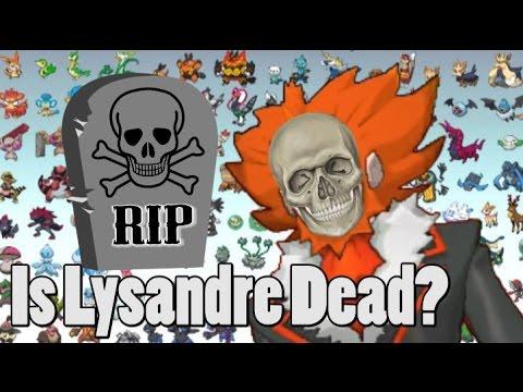 Pokemon Theory: Is Lysandre Really Dead?