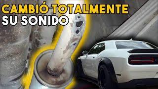 POR ACCIDENTE SE ROMPIO LA TUBERIA DEL CHALLENGER SRT    ALFREDO VALENZUELA