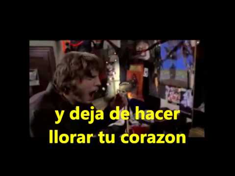 Stop Crying Your Heart Out-Oasis Subtitulos español