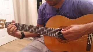 Guitar Yamaha C40 - Test