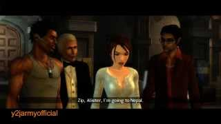 Tomb Raider Legend:All Movie Cutscenes[HD 720P]