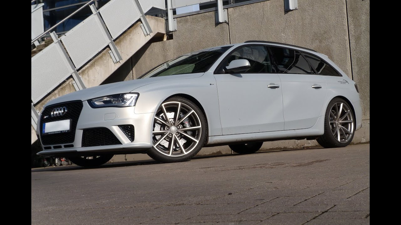 Testbericht Audi Rs4 Avant B8 2012 New Neu Video
