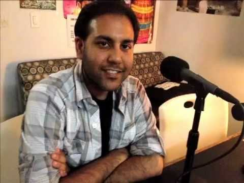 JS Mayank Talks About Making Sci-Fi Short on Center Stage with Mark Gordon