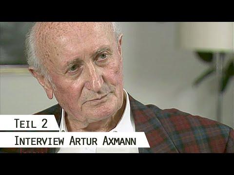 Artur Axmann – Einziges Interview mit dem Reichsjugendführer, 1995 (Teil 2)