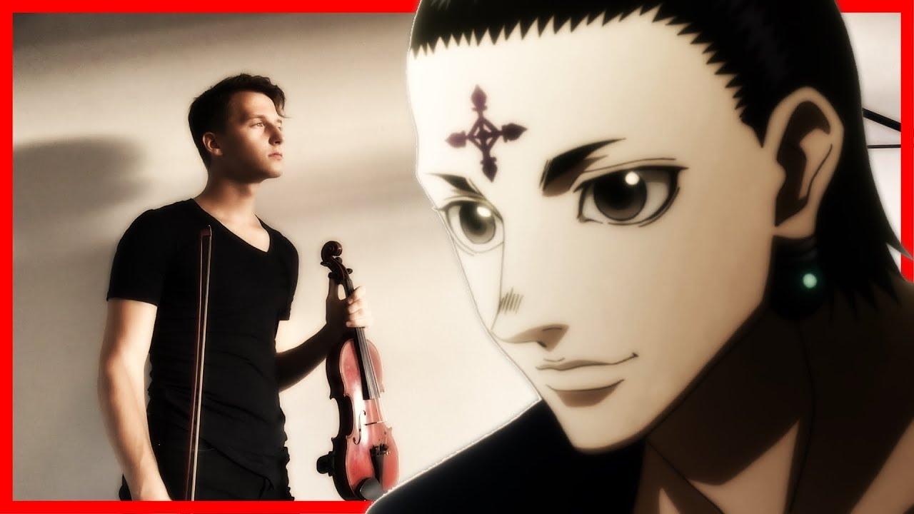 Hunter X Hunter Op Departure Cover Piano Violin Youtube