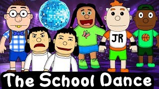 SML Movie: The School Dance! Animation