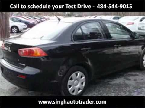 2008 Mitsubishi Lancer available from Singh Auto World