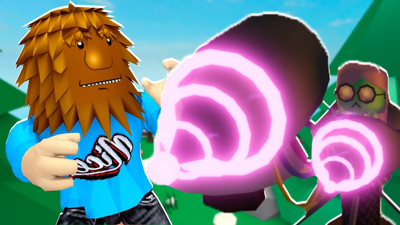 We Are Using Electricity In Roblox Tower Heroes | JeromeASF Roblox