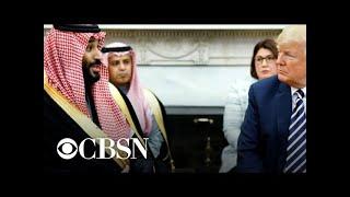 Trump vetoes bill to end U.S. involvement in Yemen civil war