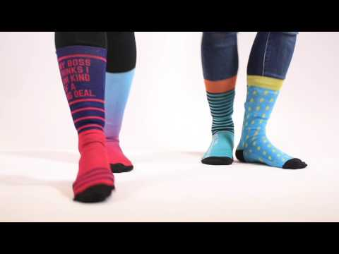Rock'em Sock'em Socks