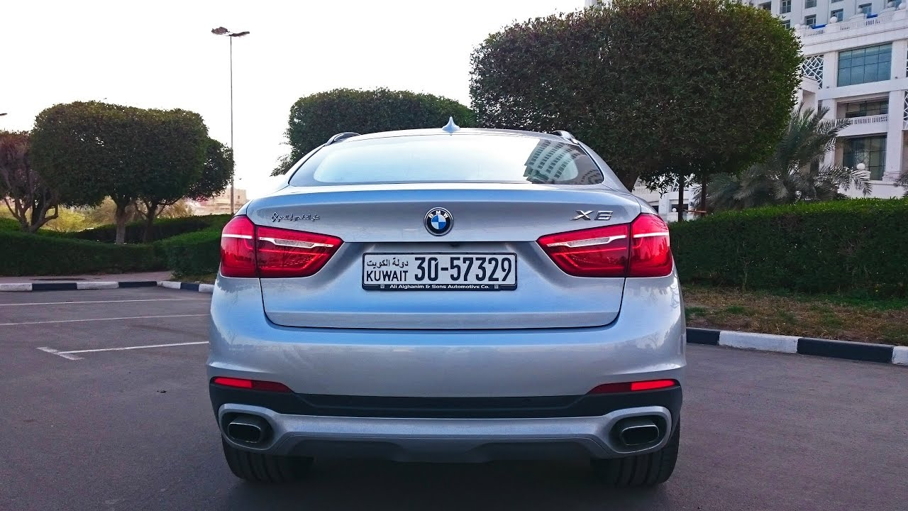 2015 2016 Bmw X6 Xdrive50i Review Youtube