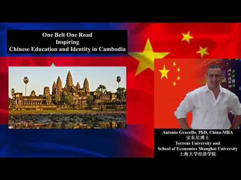 One Belt One Road Inspiring Chinese Education and Identity in Cambodia