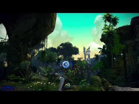 TERA: The Exiled Realm of Arborea -- Gameplay & Environments