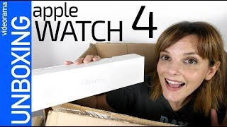 Apple Watch series 4 unboxing -el WATCH sube de nivel-