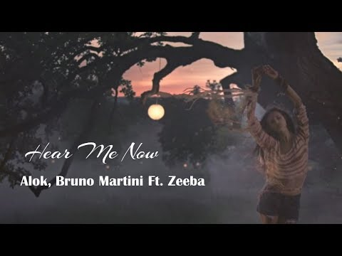 Hear Me Now - Alok Bruno Martini - Ft Zeeba tradução