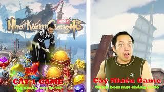 Thỏa sức cày cuốc cùng Nhất Kiếm Giang Hồ Mobile - Game võ Lâm Chính Tông