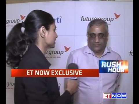 Future Group's Kishore Biyani & Bharti's Rajan Mittal Give Out Retail Biz Merger Details