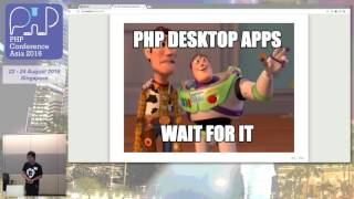To Infinity and Beyond - PHPConf.Asia