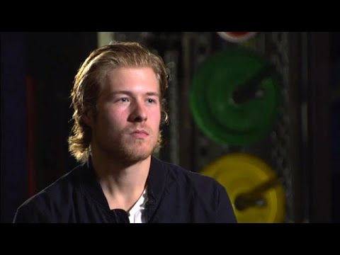 Brock Boeser on his NHL journey, spectacular shot, and friendship with Auston Matthews