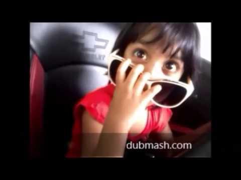 Best Malayalam Dubsmash by 3yr old Kid Jiah Imran