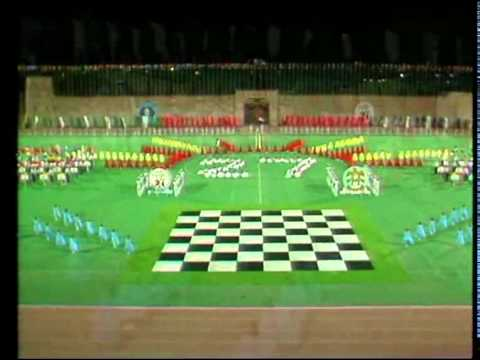 27 World Chess Olympiad Dubai 1986 Opening Ceremony | Part 1