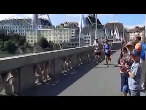 Basler Stadtlauf  -Bâle-Ville course - Basel city running - Sonntag 11 August 2013 -  Basel Schweiz