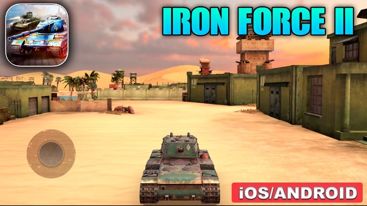 Iron Force 2 hack version