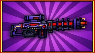 connectYoutube - Pixel Gun 3D - Supercharged Rifle [Review]