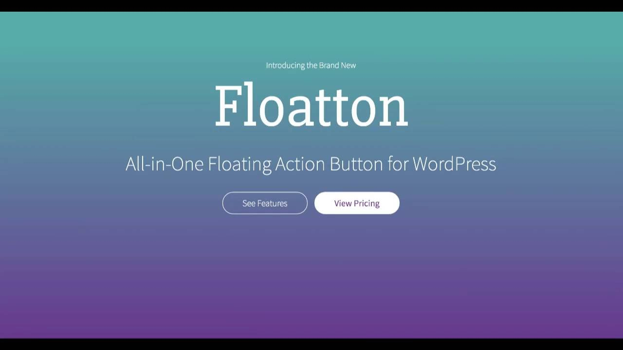 Creating Your First WordPress Sticky Floating Action Button