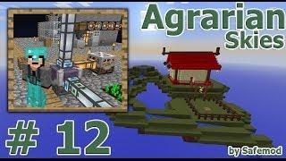 Agrarian Skies - #12 - BioPaliwo strasznie tanie
