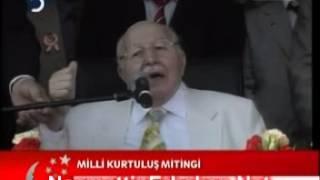 No 202 Prof. Dr. Necmettin ERBAKAN Milli Kurtuluş Mitingi TRABZON 06-07-2007 Cuma (TV 5)