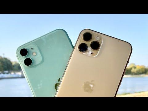 Полное сравнение IPhone 11 и 11 Pro