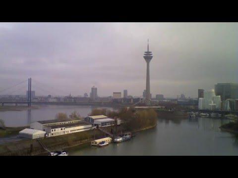 Düsseldorf New Year
