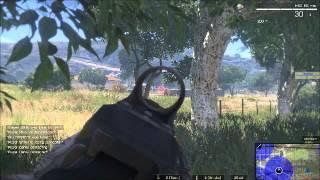 Arma 3 alpha gameplay [multiplayer]