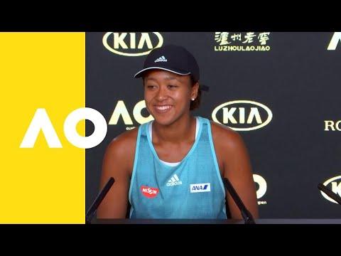 Naomi Osaka pre-event press conference | AustralianOpen 2019