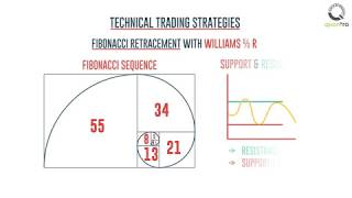 Fibonacci Retracements and Williams %R Indicator Based Trading Strategy