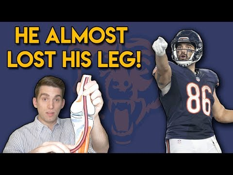 Why He Almost LOST HIS LEG | Doctor Reviews Zach Miller Injury