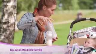 Philips-Avent θερμός μπιμπερό - ΛΗΤΩ Βρεφικά πολυκαταστήματα