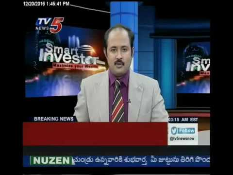 20th December 2016 Tv5 News Smart Investor