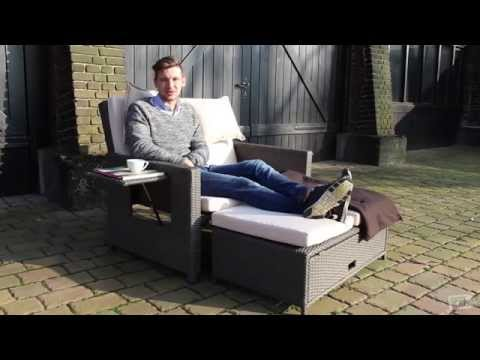 Greemotion Loungesofa Bahia - GartenXXL - YouTube