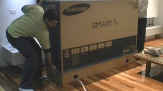 Samsung LED TV 75