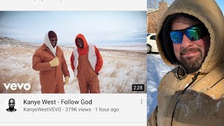 Kanye West - Follow God Competitors List