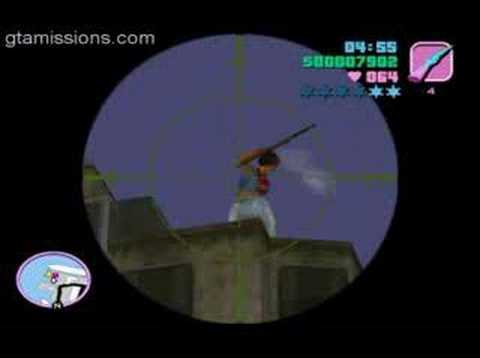 GTA: Vice City - PC - Mission 47 Hit the Courier