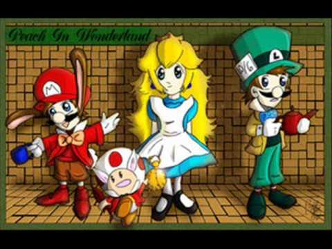 You Are The Music In Me - Mario; Peach; Daisy & Luigi ...