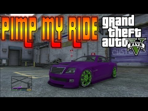 how to become a pimp in gta 5