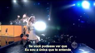 Taylor Swift - You Belong With Me (Live on The Fearless Tour) [Legendado/Tradução]