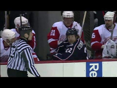 2009 Playoffs: Red Wings-Blue Jackets Series Highlights