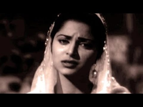 Badle Badle Mere Sarkar - Lata, Waheeda, Chaudhavin Ka Chand Emotional Song
